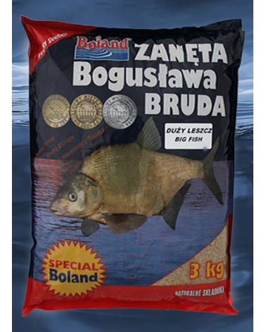 Boland Zanęta Special Duży Leszcz Big Fish 3kg