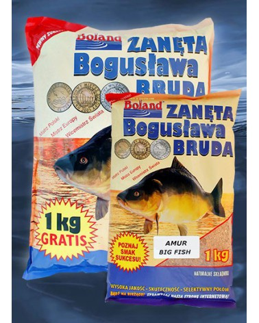 Boland Zanęta Popularna Karp Amur Big Fish 3kg
