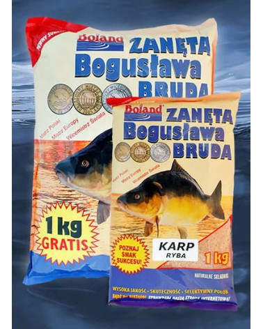 Boland Zanęta Popularna Karp Ryba 3kg