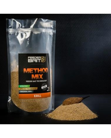 Zanęta Feeder Bait Method Mix Krill 800g