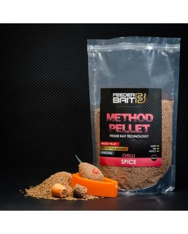 Pellet Feeder Bait Spice Chilli 2mm 800g