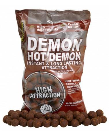 Kulki proteinowe Starbaits Concept Demon Hot Demon 14mm 1kg