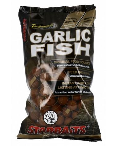 Kulki proteinowe Starbaits Concept Garlic Fish 20mm 1kg