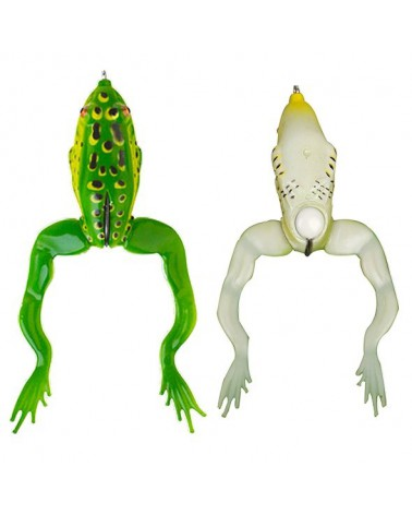 Savage Gear  3D Jumping Frog 11cm 12g F Green