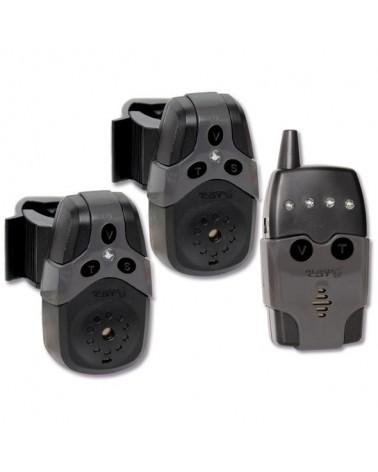 Black Cat Zestaw Sygnalizatorów Bite Alarm Set 2