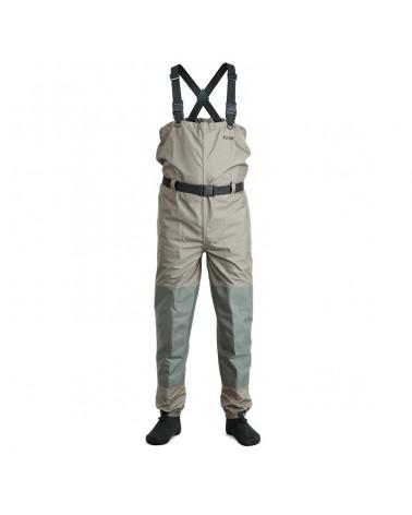 Spodnie oddychające skarpeta neoprenowa L